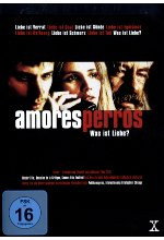 Amores perros DVD-Cover