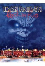 Iron Maiden - Rock in Rio  [2 DVDs] DVD-Cover