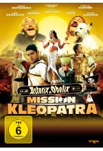 Asterix & Obelix - Mission Kleopatra DVD-Cover