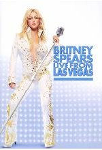 Britney Spears - Live From Las Vegas DVD-Cover