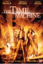 The Time Machine DVD-Cover