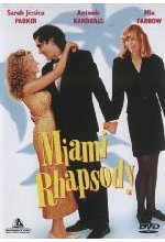Miami Rhapsody DVD-Cover