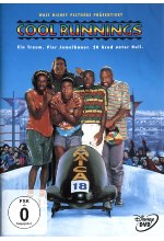 Cool Runnings DVD-Cover
