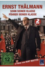 Ernst Thälmann  [2 DVDs] DVD-Cover