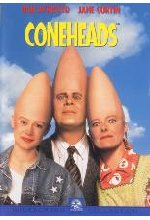 Die Coneheads DVD-Cover
