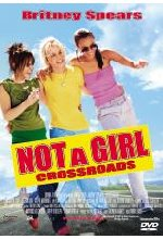 Not a Girl DVD-Cover