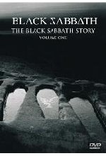 Black Sabbath - The Black Sabbath Story Vol. 1 DVD-Cover