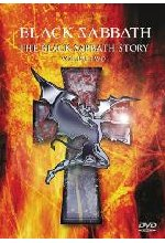 Black Sabbath - The Black Sabbath Story Vol. 2 DVD-Cover