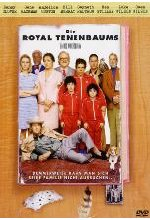 Die Royal Tenenbaums DVD-Cover