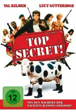 Top Secret DVD-Cover