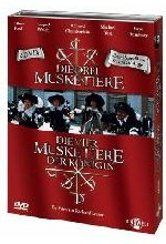 Musketier-Doppel-Box  [2 DVDs] - Digipack DVD-Cover