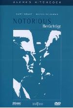 Berüchtigt - Notorious DVD-Cover