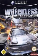 Wreckless - The Yakuza Missions Cover