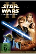 Star Wars Episode 2 - Angriff der Klonkrieger  [SE] [2 DVDs] DVD-Cover