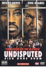 Undisputed - Sieg ohne Ruhm DVD-Cover