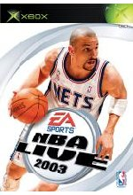 NBA Live 2003 Cover