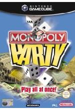 Monopoly Party Cover