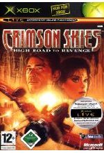 Crimson Skies 2 - High Road to Revenge Cover