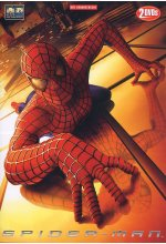 Spider-Man 1  [2 DVDs] DVD-Cover