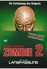 Zombie 2 DVD-Cover