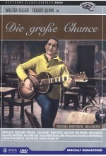 Die große Chance DVD-Cover