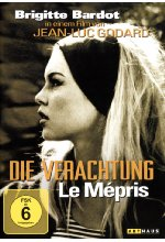 Die Verachtung DVD-Cover