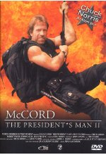 The President's Man II - McCord DVD-Cover