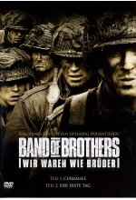 Band of Brothers - Metal-Pack  [6 DVDs] DVD-Cover