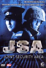 Joint Security Area - JSA DVD-Cover