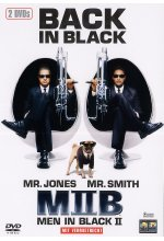 Men in Black 2  [2 DVDs] DVD-Cover