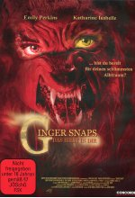 Ginger Snaps - Das Biest in Dir DVD-Cover