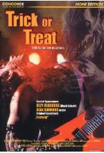 Trick or Treat DVD-Cover