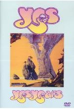 Yes - Yesyears DVD-Cover