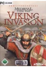Medieval: Total War Viking Invasion (Add-On) Cover