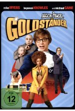 Austin Powers 3 - Goldständer DVD-Cover