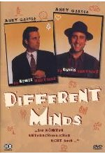 Different Minds DVD-Cover