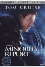 Minority Report  [SE] [2 DVDs] DVD-Cover