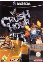 WWE Crush Hour Cover