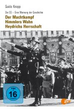 Guido Knopp: Die SS - Machtkampf/Himmlers Wahn.. DVD-Cover