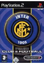 Club Football - Inter Mailand Cover