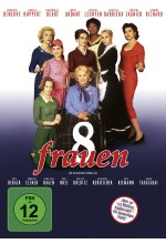 8 Frauen DVD-Cover