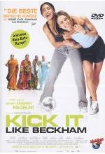 Kick It Like Beckham DVD-Cover