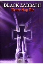 Black Sabbath - Never Say Die DVD-Cover