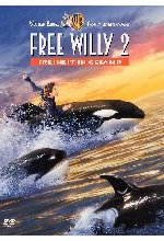 Free Willy 2 - Freiheit in Gefahr DVD-Cover