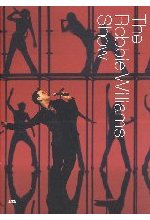 Robbie Williams - The Robbie Williams Show DVD-Cover
