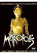 Metropolis  [DE] [2 DVDs] DVD-Cover