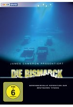 Die Bismarck - Geheimnisvolle Expedition zur... DVD-Cover