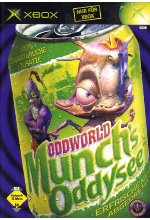 Oddworld - Munch's Oddysee  [XBC] Cover