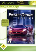 Project Gotham Racing  [XBC] Cover