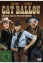 Cat Ballou - Hängen sollst du in Wyoming DVD-Cover